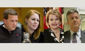 High Court Campaign Finance Disclosures Show Incumbent Advantage