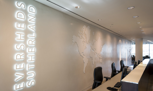 Eversheds Sutherland. (Courtesy photo)