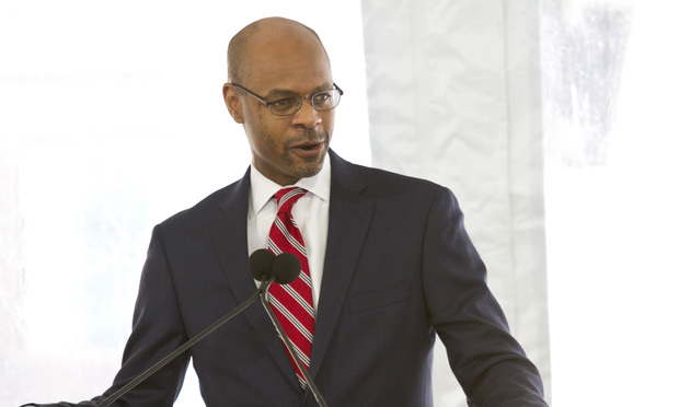 Chief Justice Harold Melton of the Supreme Court of Georgia.
