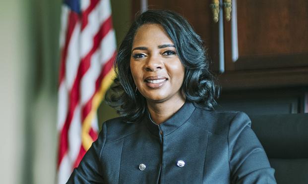 Cobb District Attorney Joyette M. Holmes. (Courtesy photo)
