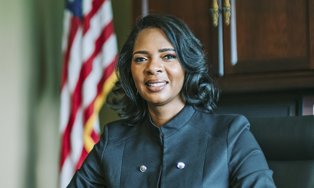 Cobb District Attorney Joyette M. Holmes. (Courtesy photo)