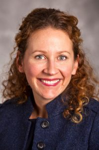 Laura Fritts at Emory University Office of Technology Transfer (Photo: Courtesy Photo)