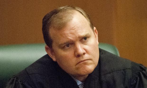 Judge Brian Rickman, Georgia Court of Appeals.