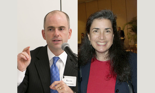 11th Circuit Judges Kevin Newsome and Robin Rosenbaum.