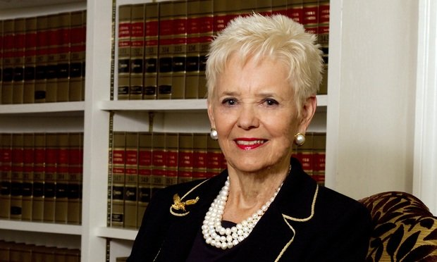 Senior Judge Frank M. Hull, Eleventh Circuit Court of Appeals. (Photo: John Disney/ALM)