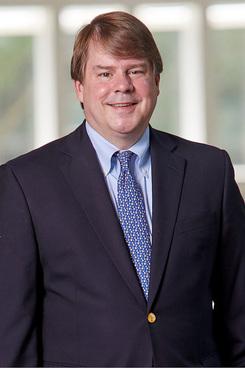 Parker Hudson managing partner Harrison Roberts
