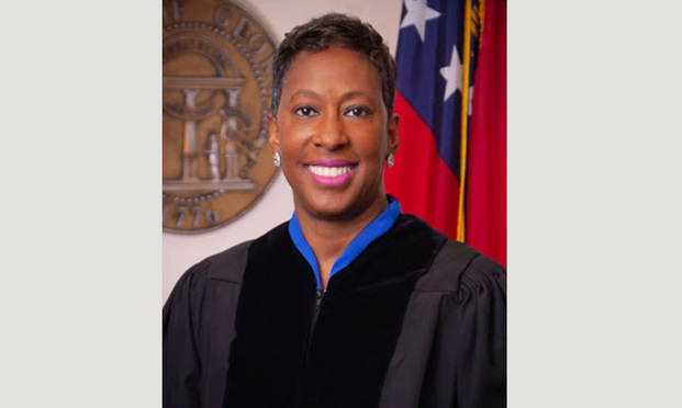 Judge Verda M. Colvin of the Court of Appeals of Georgia.