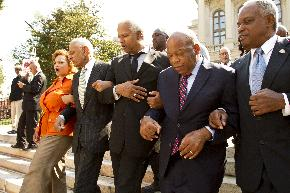 John Lewis Wasn't a Lawyer But He Reshaped the Law