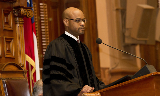 Chief Justice Harold Melton gives the 2020 State of the Judiciary Address on Wednesday February 26th 2020.