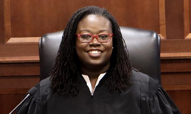 Judge Holly W. Veal, Superior Court, Flint Judicial Circuit, Georgia. (Courtesy photo)