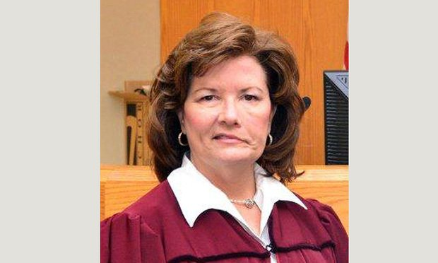 Judge Kathryn Schrader, Gwinnett County, Georgia. (Courtesy photo)
