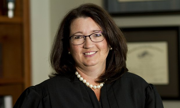 Judge Kimberly A. Childs, Cobb County Superior Court. (Photo; John Disney/ALM)