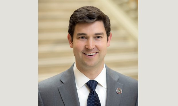 Ryan Germany, attorney with the Georgia Secretary of State Office in Atlanta. Courtesy photo