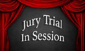 A Judge a Theater a Stage: A Look at Georgia Superior Court's First Jury Trial Since Pandemic