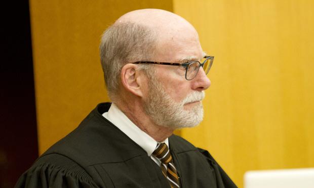 Fulton County Superior Court, Judge Henry Newkirk. Photo: John Disney/ALM