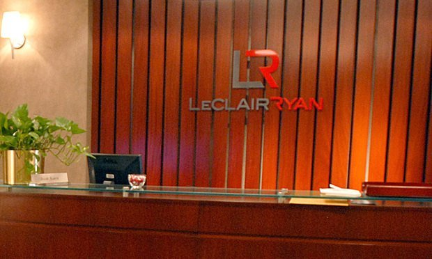 LeClairRyan's offices in New York