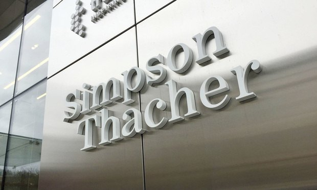 Simpson Thacher DC