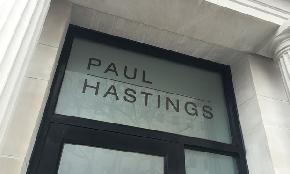 As Pandemic Roils Employment Scene Ropes & Gray Practice Head Decamps for Paul Hastings