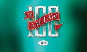 The 2018 Am Law 100