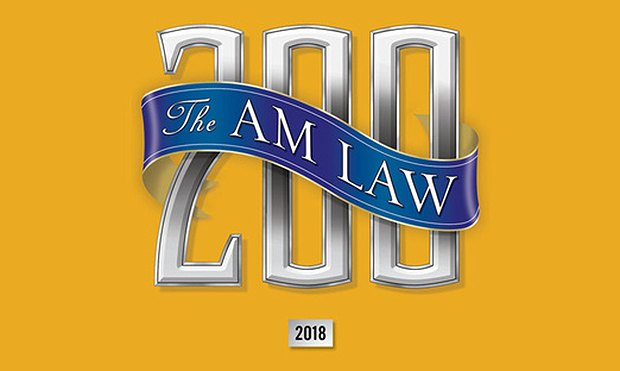 The 2018 Am Law 200 | The American Lawyer