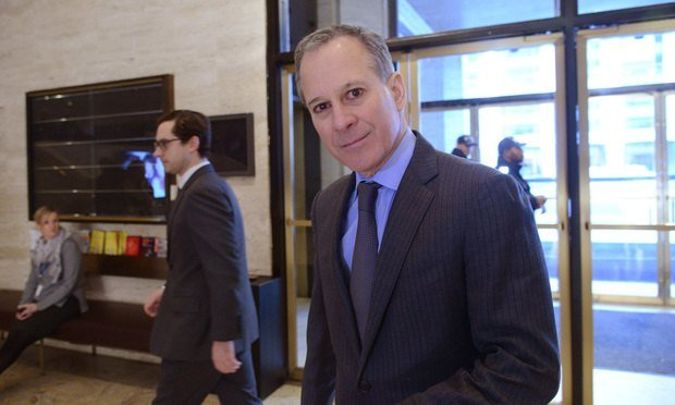 New York Attorney General Eric Schneiderman resigns after assault claims