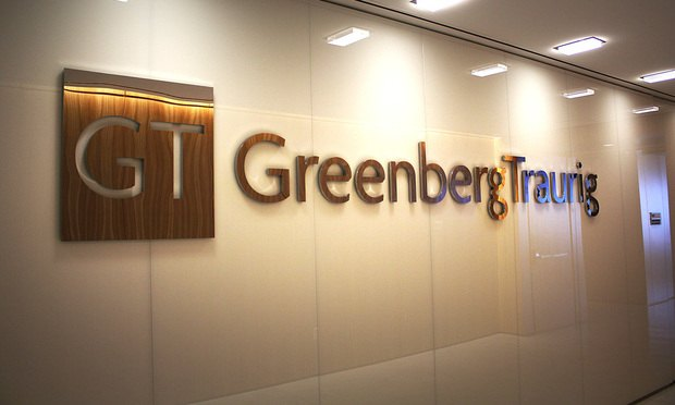Greenberg Traurig's Miami office