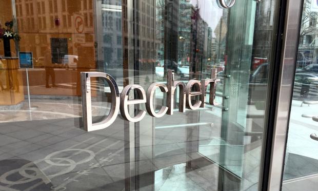 Dechert Associate Dies, No Indication of Foul Play Found
