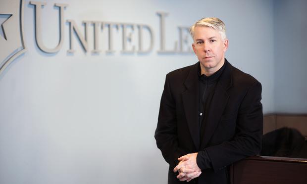 Daniel Reed, CEO of UnitedLex.