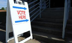 As Election Day Nears Law Firms Offer Paid Time Off to Boost Turnout