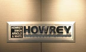 Big Law Firms Urge DC Court to Reject 'Unfinished Business' in Howrey Bankruptcy