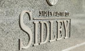 Cravath Partner Exits for Sidley's Capital Markets Group