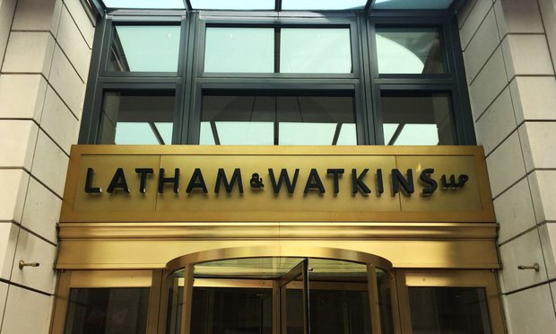 Latham & Watkins offices in Washington, D.C.