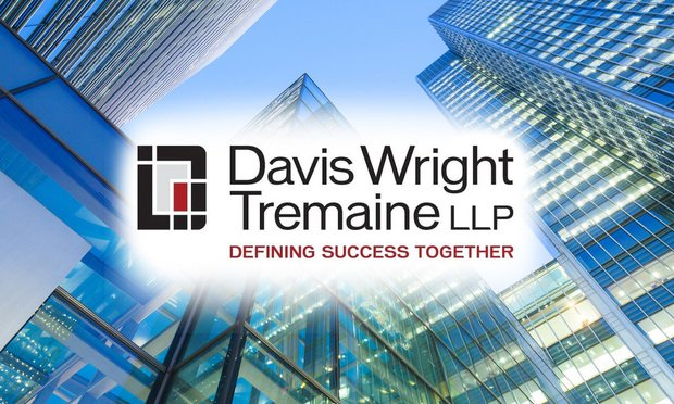 <i>Davis WRight Tremaine posted increases in revenue and profits.</i>
