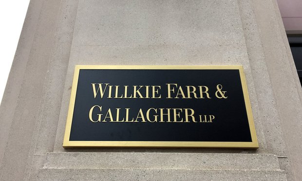 Willkie Farr & Gallagher offices in Washington, D.C.