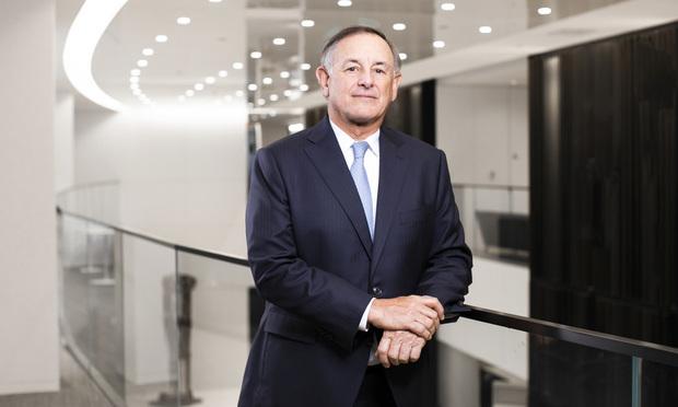 Paul Pearlman, managing partner of Kramer Levin Naftalis & Frankel. Credit: David Beyda. Courtesy of Kramer Levin.