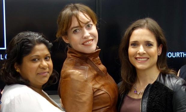 Aparna Srinivasan, Breen Sullivan and Sarah Feingold of The Fourth Floor