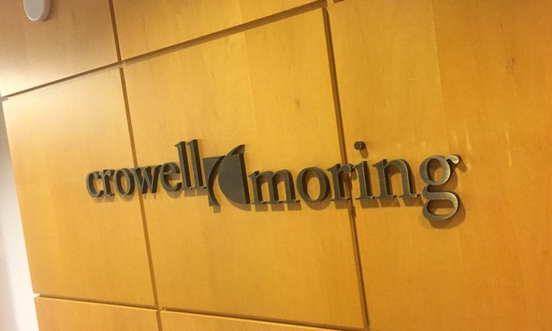 Crowell & Moring offices
