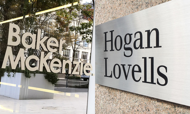 Baker McKenzie and Hogan Lovells