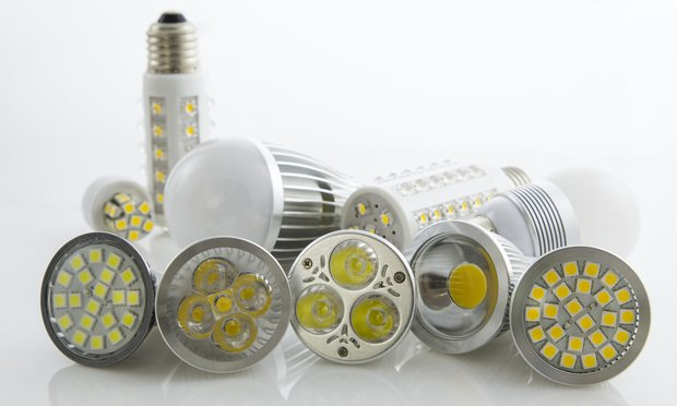 LED lighting (Photo: Shutterstock.com)