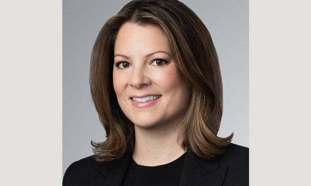 Sarah Stasny, a partner at Paul, Weiss, Rifkind, Wharton & Garrison