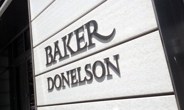 aker Donelson's offices in Washington, D.C.