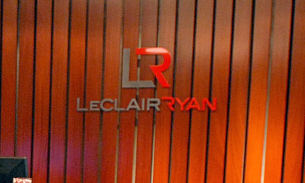LeClairRyan sign