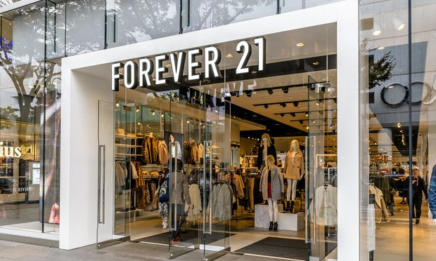 Photo Forever 21 store