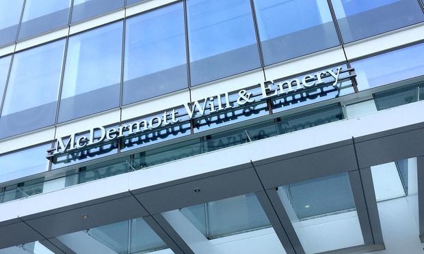 McDermott offices in Washington DC
