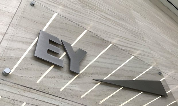 EY offices in Tysons, Virginia.