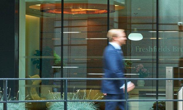 Freshfields' London offices