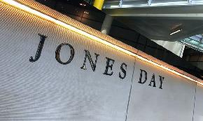 In Jones Day's London Office an 'Endemic Culture of Sexual Inappropriateness'
