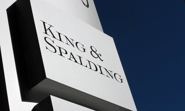 King & Spalding's Atlanta headquarters. (Photo: John Disney/ ALM)