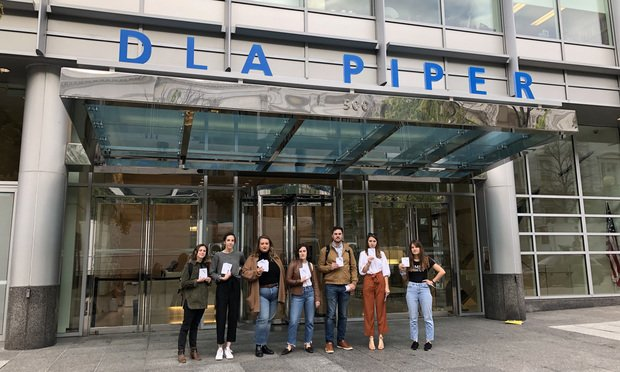 DLA Piper Clings to Mandatory Arbitration—But Not Louis Lehot—As Students Show Clout