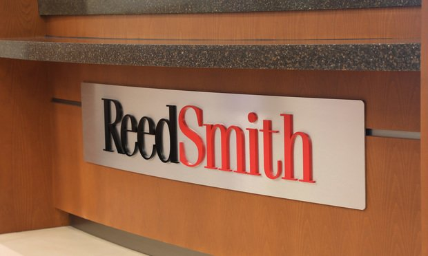 Reed Smith Will 'Slow' Partner Pay in Response to COVID-19 Pressures